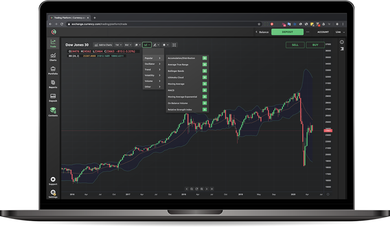 cryptocurrency trading platform desktop